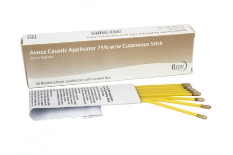 Silver Nitrate Applicator 75% – Thick Handle